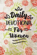 Daily Devotional for Women