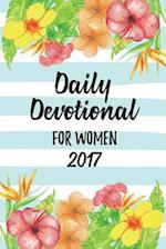 Daily Devotional for Women 2017