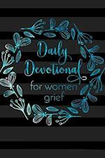 Daily Devotional for Women Grief