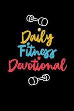 Daily Fitness Devotional
