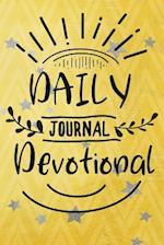 Daily Journal Devotional