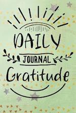 Daily Journal Gratitude