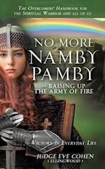 NO MORE NAMBY PAMBY