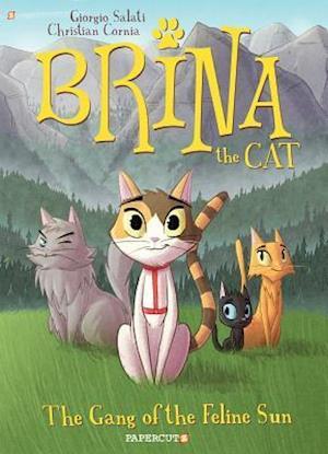 Brina the Cat #1
