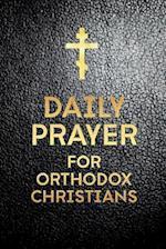 Daily Prayer for Orthodox Christians