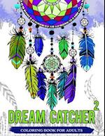 Dream Catcher Coloring Book for Adults