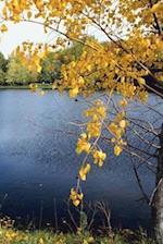 Journal Autumn Lake Fall Season