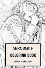 Aerosmith Coloring Book