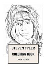Steven Tyler Coloring Book
