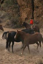 Journal Horse Herding Equine