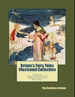Grimm's Fairy Tales Illustrated Collection