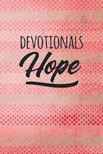 Devotionals Hope