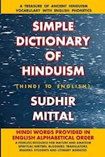 Simple Dictionary of Hinduism
