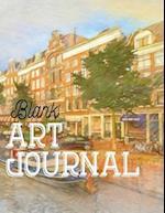 Blank Art Journal