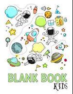 Blank Book Kids