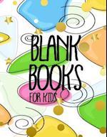 Blank Books for Kids