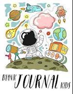 Blank Journal Kids
