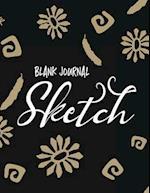 Blank Journal Sketch