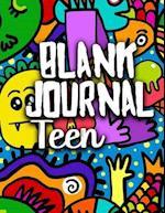 Blank Journal Teen