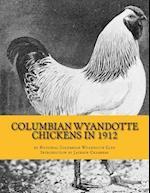 Columbian Wyandotte Chickens in 1912