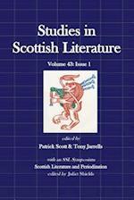 Studies in Scottish Literature 43