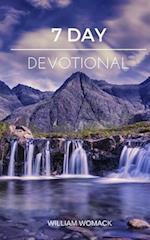 7 Day Devotional