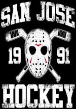 San Jose 1991 Hockey
