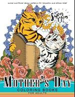 Mother's Day Coloring Book for Adutls