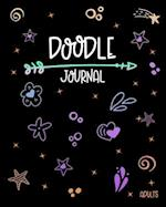 Adults Doodle Journal