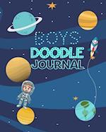 Boys Doodle Journal