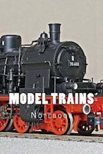 Model Trains af Wild Pages Press