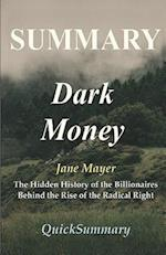 Summary - Dark Money
