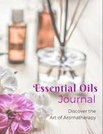 Essential Oils Journal (Aromatherapy)