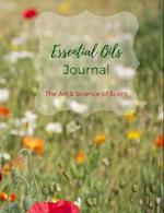 Essential Oils Journal (Rose Garden)