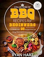 Collection of BBQ Recipes for Beginners. Cookbook