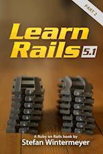Learn Rails 5.1 (Part 2)