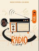 Radio Station Log Book