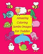 Amazing Coloring Jumbo Images for Toddler