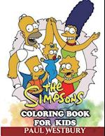 The Simpsons Coloring Book for Kids