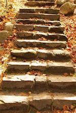 12 Step Journal Twelve Steps Program Stone Stairs