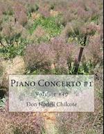 Piano Concerto #1 Volume #40