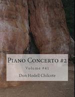 Piano Concerto #2 Volume #41