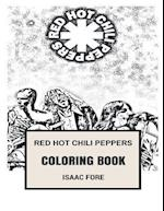 Red Hot Chili Peppers Coloring Book