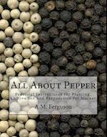 All about Pepper