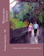 Watercolor Scenery