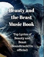 Beauty and the Beast Music Book