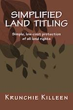 Simplified Land Titling