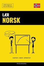 Laer Norsk - Hurtigt / Nemt / Effektivt