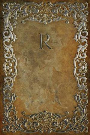 "Monogram ""r"" Journal"