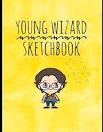 Young Wizard Sketchbook